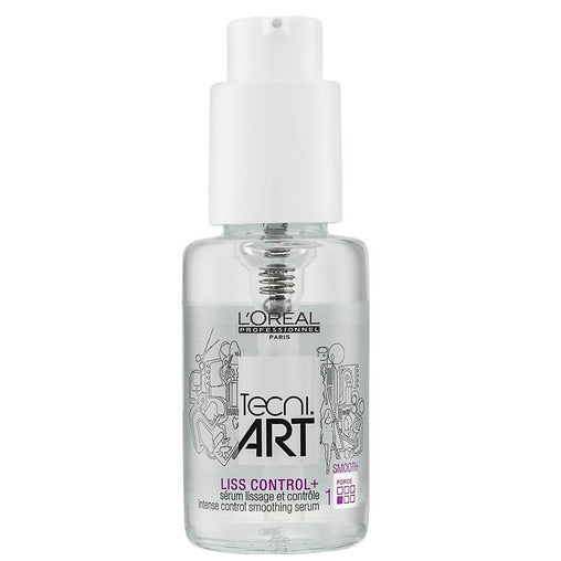 L'Oreal Tecni Art Liss Control + Serum 50ml