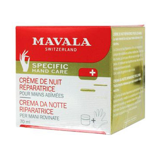 Mavala Repairing Night Cream 70ml