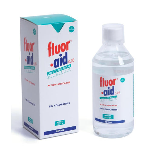 Fluor Aid 0.05 Daily Mouthwash 500ml
