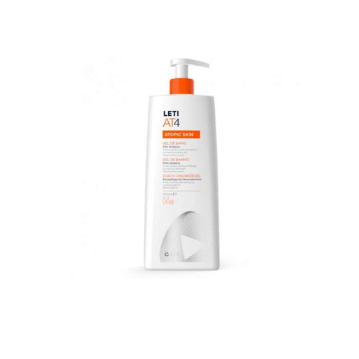 Leti At4 Bath Gel Lipid Repair 750ml