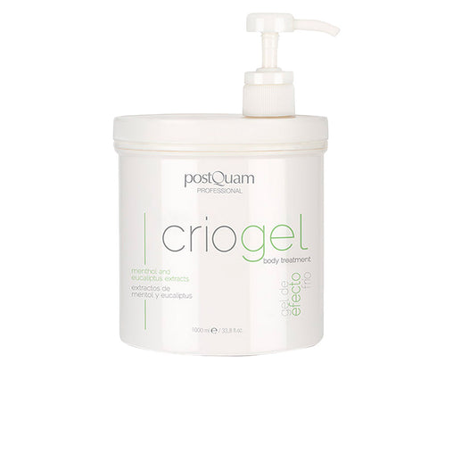 Postquam Crio Gel Body Treatment 1000ml