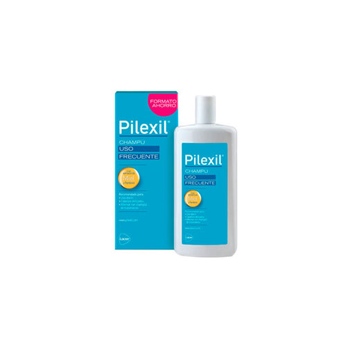 Pilexil Shampoo Frequent Use 500ml