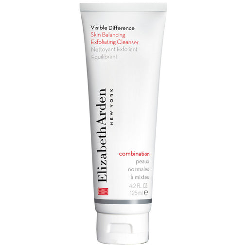 Elizabeth Arden Visible Difference Skin Balancing Exfoliating Cleanser 125ml - Combination