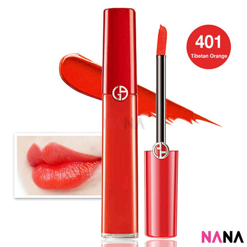 Giorgio Armani Lip Maestro Intense Velvet Color 6.5ml - 401 Coral