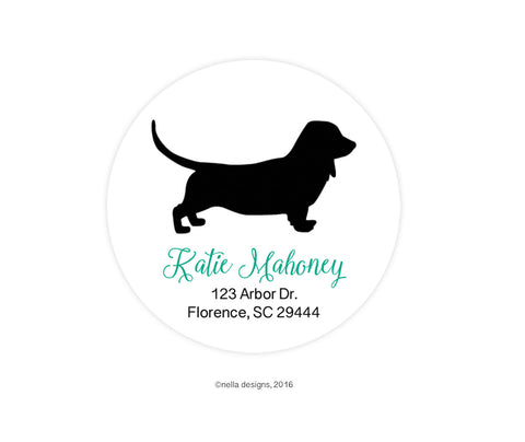 Custom Breed Dog and Cat Stickers