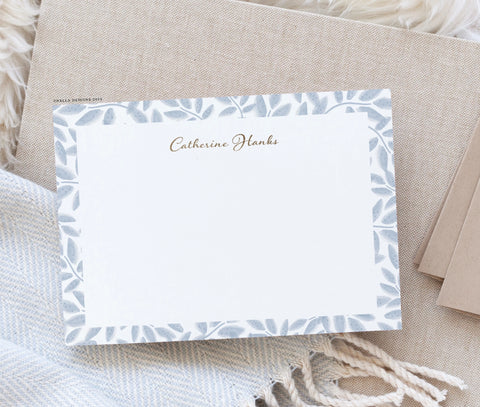 Nantucket Personalized Stationery