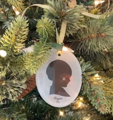 Silhouette Ornament Keepsake