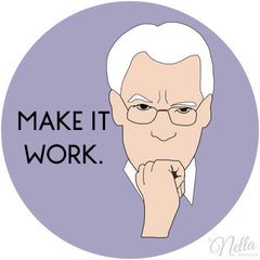 Make it Work stickers