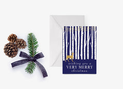 Woodlands Christmas Card Boxed Set