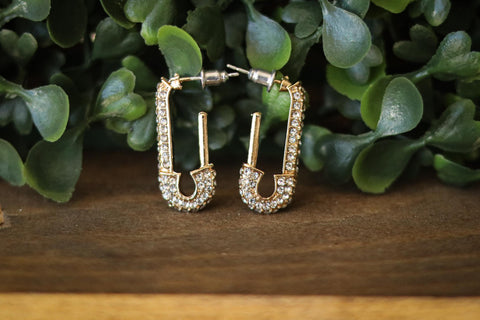 Taylor Pin Earrings