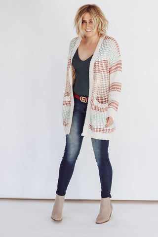 Boston Cardigan