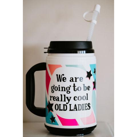 Cool Old Ladies Jug