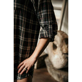 Plaid Time Dress