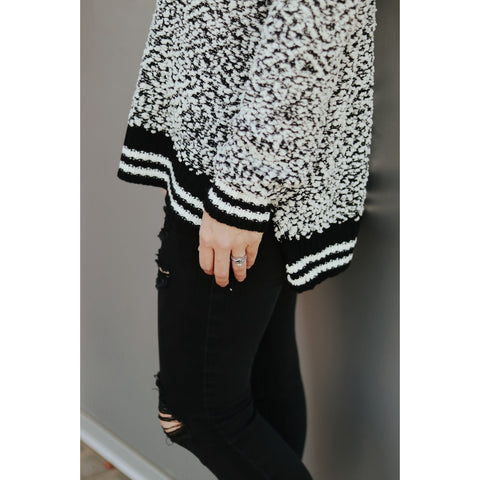 Oreo Crumb Sweater