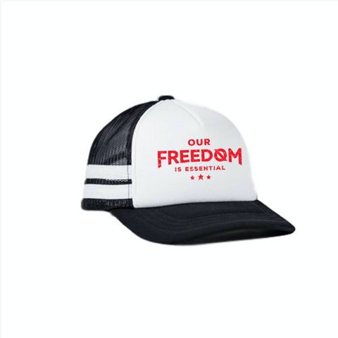 Our Freedom is Essential Hat