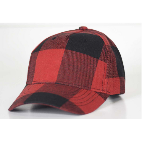 PRE-ORDER Buffalo Plaid Hat