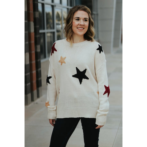 Star Bright Sweater