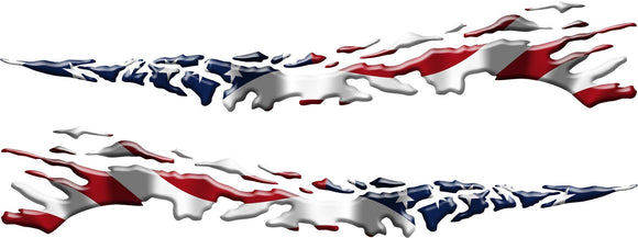 american flag vinyl vehicle graphics b883