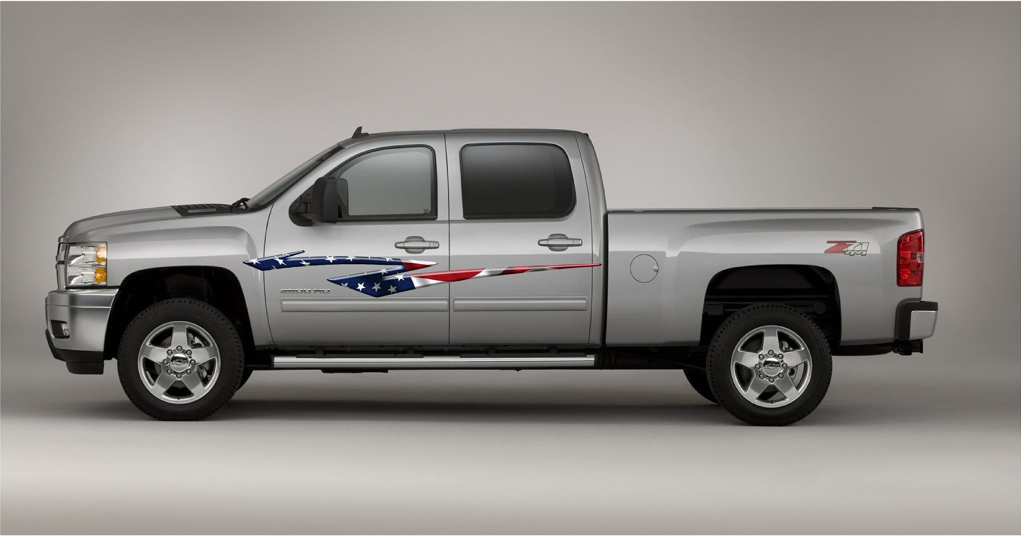 American Flag Truck Decals Boat Usa Stripes Graphics American - Truck decals