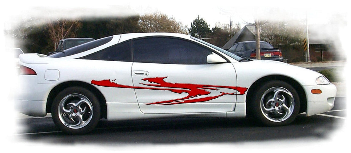 car vinyl graphics