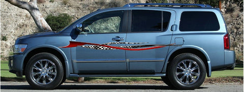 racing stripes for suv