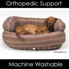Machine Washable Dog Bed for large Dogs