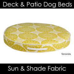 water proof Deck and Patio Dog Beds