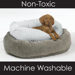 Bowser Donut Machine Washable Dog Beds
