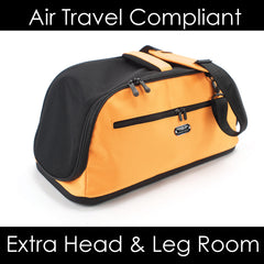 Sleepy Pod Soft Air Travel Dog and Cat Carrier FAA Approved Pet Travel Bag
