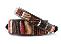 Topi: Kenyan Maasai Beaded Dog Collar