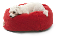 Fleece Dog Bed - Machine Washable - Best Small Dog nesting Bed