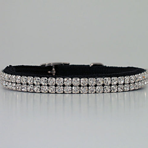 Bling 2:  Crystal Diamond Dog Collar