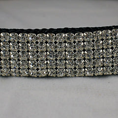Bling 5:  Crystal Diamond Dog Collar