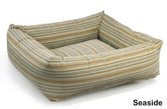 Stripes! Dutchie Sweet Sleeper Bowser Dog Bed