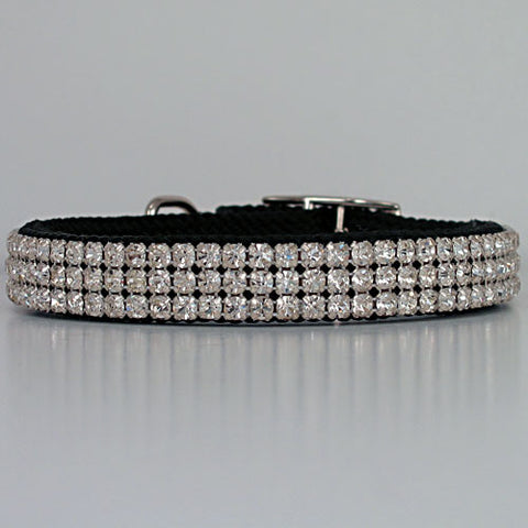Bling 3:  Crystal Diamond Dog Collar