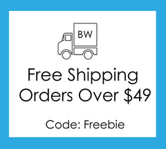 Free Shipping!  +$49