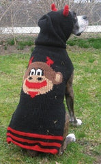 Devil Dog Sweater