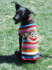 Monkey Dog Sweater