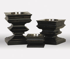 Pagoda Raised Dog Bowls