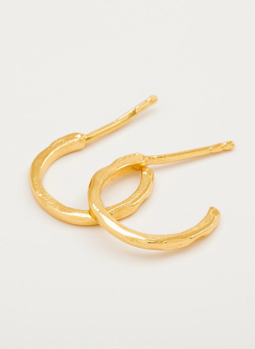 Taner Mini Hoops - Gold