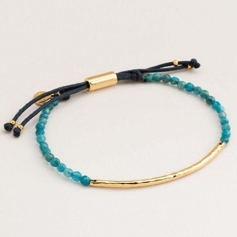 Gold Power Bracelet - Inspiration