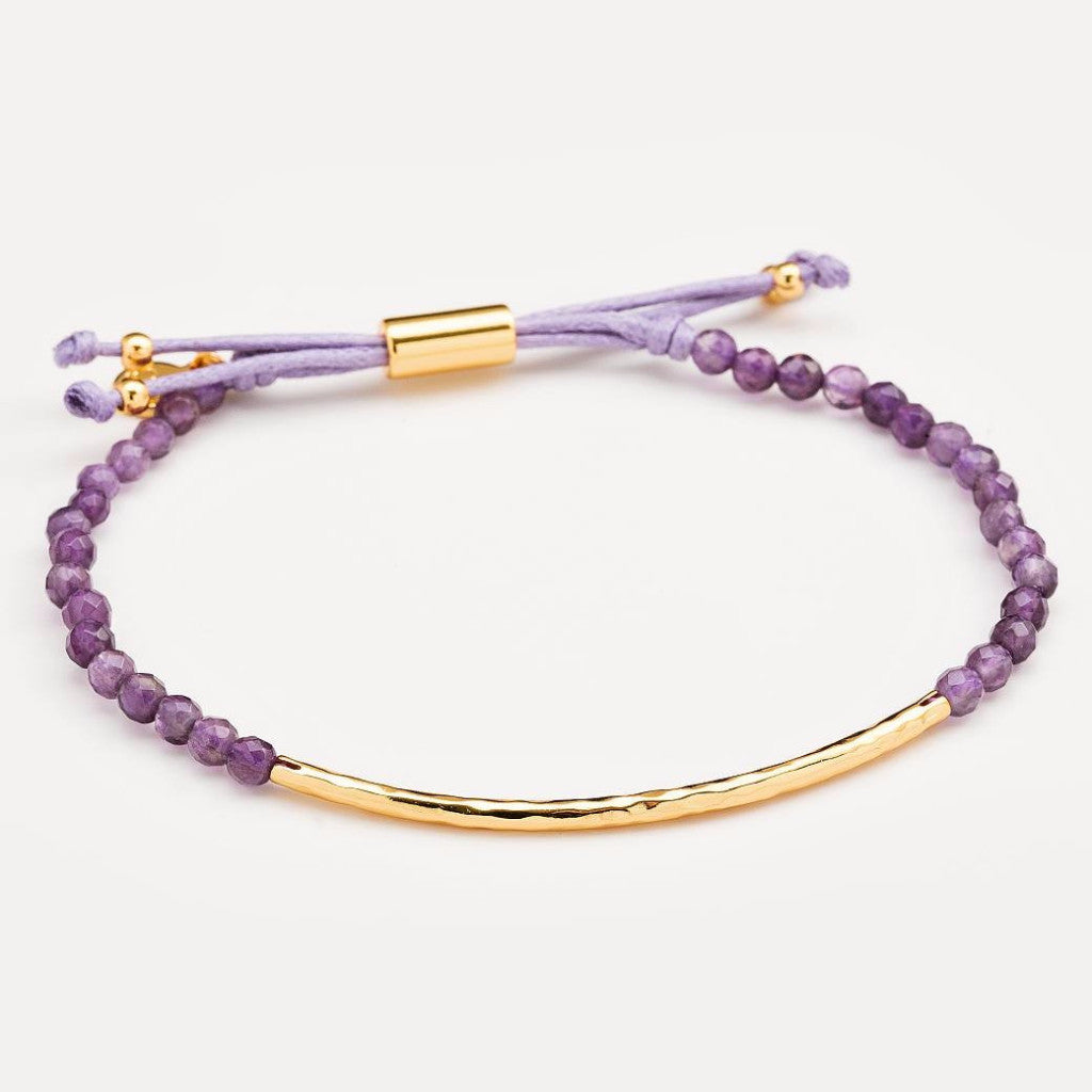 Gold Power Bracelet - Tranquility