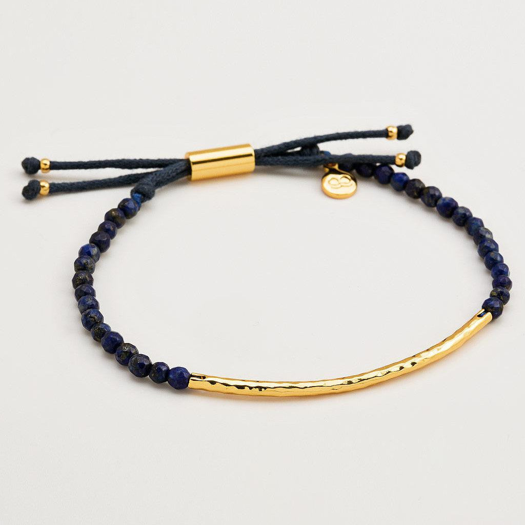 Gold Power Bracelet - Protection