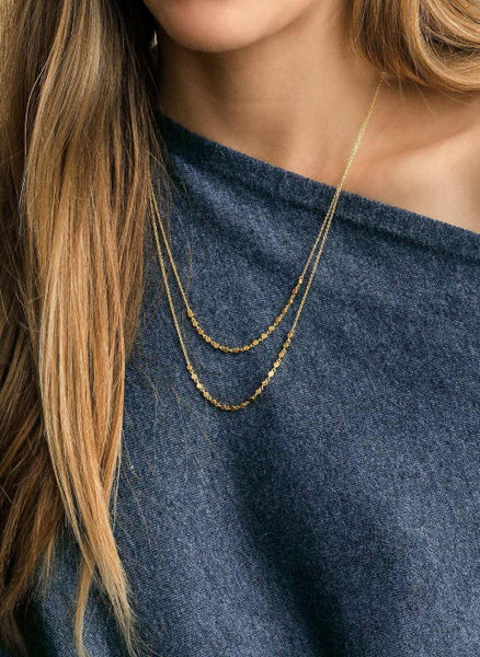 Chloe Mini Layer Necklace