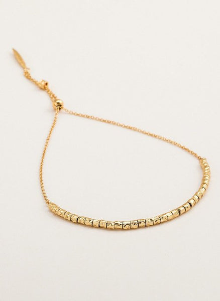 Laguna Adjustable Bracelet - Gold