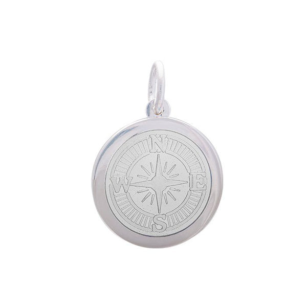 Compass Rose Alpine White
