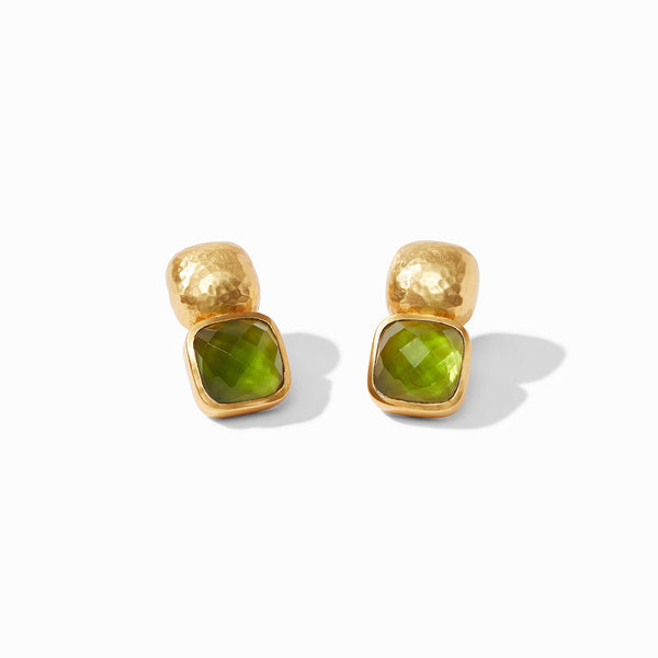 Catalina Earring Jade Green