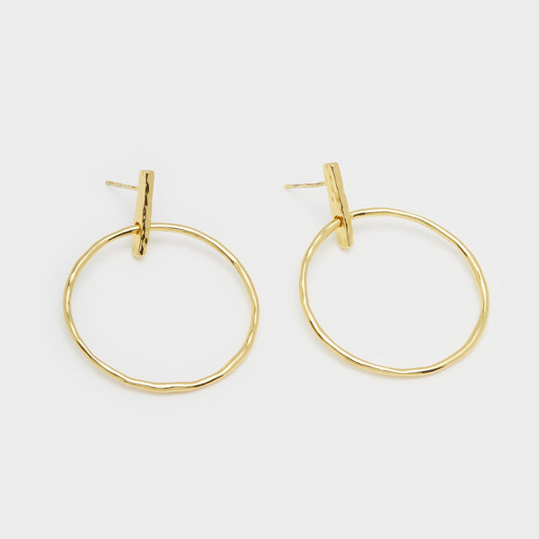 Balboa Drop Earrings