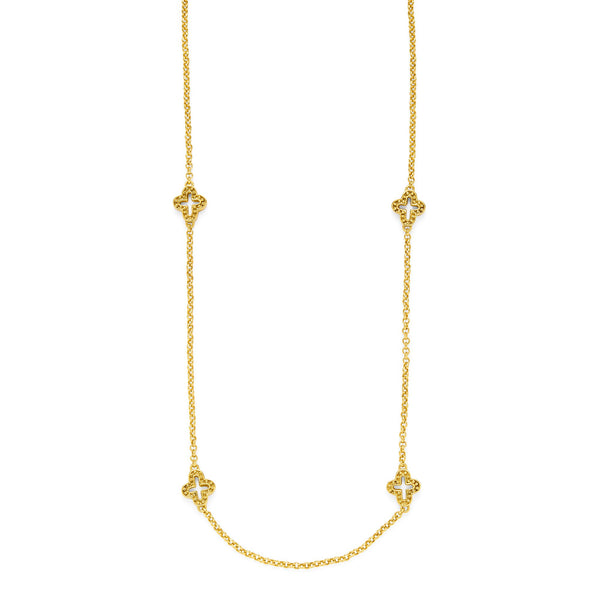 Florentine Station Necklace