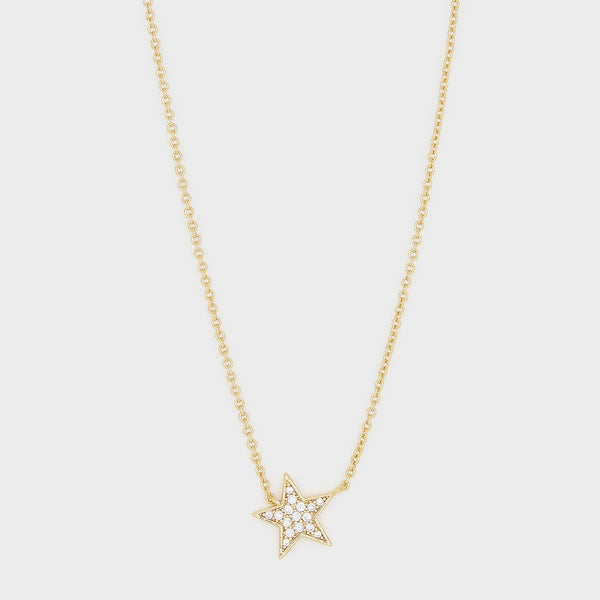 Super Star Shimmer Charm Necklace